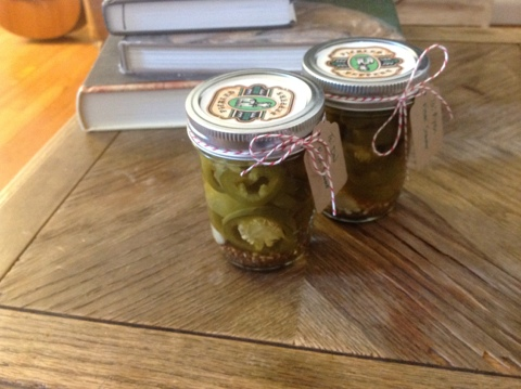 Pickled Pepper gifts