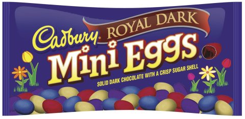 Royal Dark Cadburry Mini Eggs